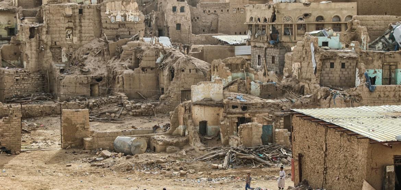 Йеменский конфликт глазами шести фотографов