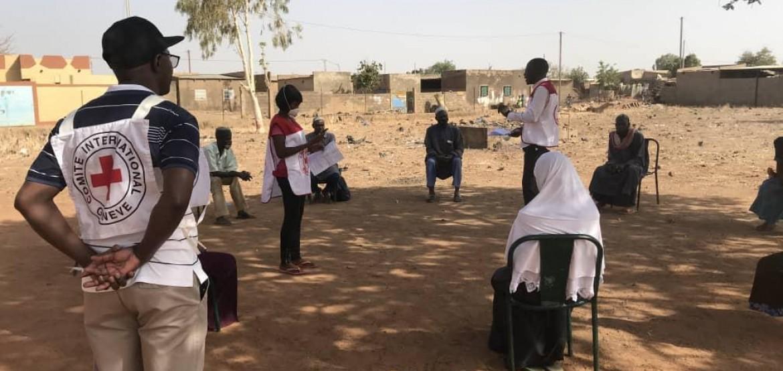 COVID-19: debemos intervenir con urgencia ante la grave amenaza para la vida que el virus representa en las zonas de conflicto