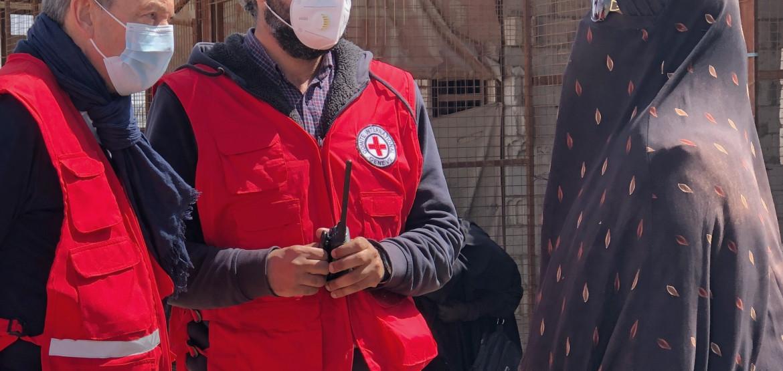 """Síria: presidente do CICV insta """"nova abordagem"""" da comunidade internacional após uma década de crise brutal"""