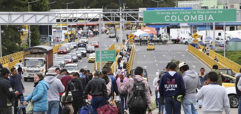 Relatório operacional sobre migração na América do Sul: perigos, necessidades básicas e separação das famílias estão entre as maiores preocupações