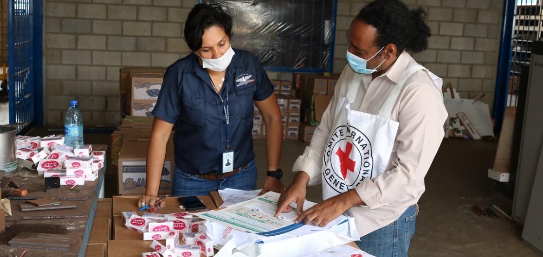 Panamá: ajudamos as pessoas privadas de liberdade a enfrentar a ameaça do coronavírus