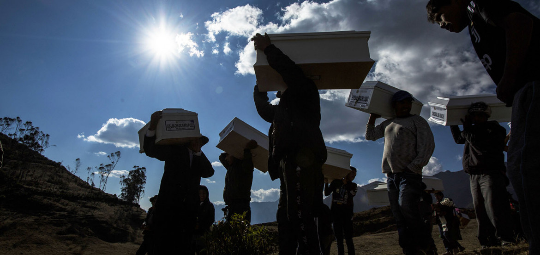 Desaparecidos en América Latina: música para seguir buscando aun en tiempos difíciles
