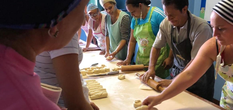 Venezuela: fabricando sonhos entre pães, doces e biscoitos