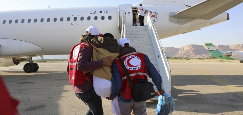 Mensagem no Dia da Cruz Vermelha e do Crescente Vermelho 2021