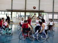 كرة السلة على الكراسي المتحركة.. بداية حلم لدعم الاندماج الاجتماعي لذوي الإعاقة في سورية