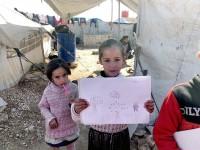 Сирия: жизнь в лагере Ал-Хол