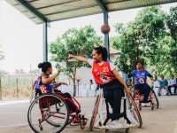 Cambodia: How a new roof may help wheelchair basketballers' journey to Tokyo