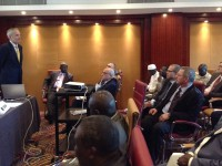 African Union: Defense attachés receive ICRC briefing on South Sudan