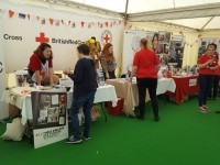 """Across the world and around the corner"" - British and Irish Red Cross join ICRC for a public open day"