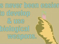 How real is the threat of biological weapons today?