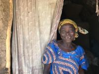 Cameroun : Doudou, agricultrice, 69 ans, veuve et six enfants
