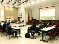 中国:红十字国际委员会为红会工作人员开展重建家庭联系培训