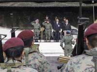 Ecuador: policías capacitan a Fuerzas Armadas en mantenimiento del orden público