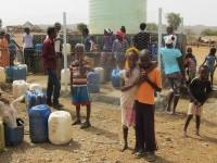 Erythrée: un puit solaire apporte eau et secours