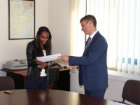 Ethiopian student wins international humanitarian law essay competition