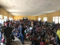 Violence driving dire displacement crisis as rainy seasons sets in