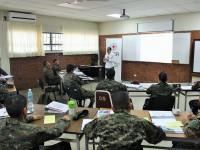 Guatemala: Fuerzas Armadas del Triángulo Norte se capacitan en estándares internacionales sobre el uso de la fuerza