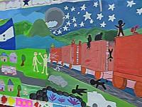 Honduras: apoyo psicosocial a través del arte