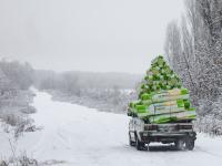 乌克兰交战前线附近民众面临寒冬考验