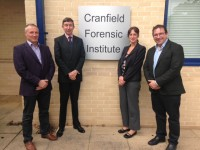 The ICRC and Cranfield: New 'scene analysis' training agreement announced for 2017