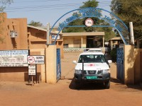 On the front line of health care in Mali