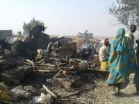 Международное движение Красного Креста и Красного Полумесяца скорбит о гибели гражданских лиц и шестерых гуманитарных работников Нигерийского Красного Креста