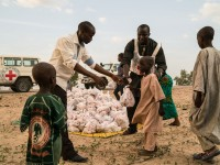 Nigeria: Hundreds of thousands received food and assistance in 2016