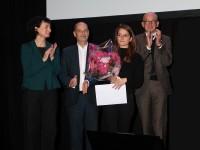L'artiste Laure Rogemond a reçu le Prix artistique Croix-Rouge HEAD - Genève