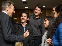 Mexico: Speech given by the president of the ICRC, Peter Maurer, at the National Autonomous University of Mexico