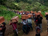 Guatemala: un entierro digno, una última despedida