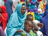 Somalia drought emergency response in 2017