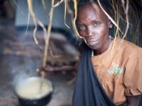 18,000 people seek safety in a South Sudan village