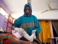 支持苏丹的医疗与假肢康复服务