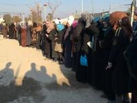 Syrie : vivres et médicaments atteignent la ville assiégée de Moadamiyeh