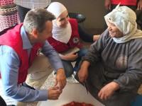 بيان بشأن سورية من السيد بيتر ماورير، رئيس اللجنة الدولية للصليب الأحمر