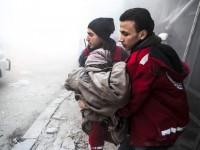 Syrie: le CICR appelle à la retenue et demande de pouvoir accéder aux blessés