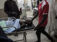 Nigeria: ICRC surgical teams caring for wounded after air strikes