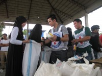 Philippines: Aid reaches 7,000 home-based evacuees of Marawi fighting
