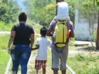 Sueño de mujer migrante