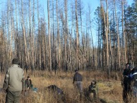 Ukraine: Foresters keep alive a century-old tradition