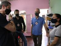 En visita a Colombia, vicepresidente del CICR reitera compromiso con las víctimas