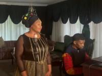 Yvonne Chaka Chaka and the fight against COVID-19