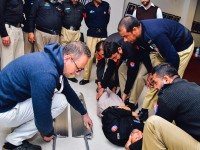 Khyber Pakhtunkhwa: Working with police to strengthen emergency response