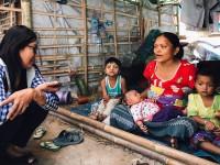 缅甸:若开邦流离失所者人数不断增多,局势堪忧