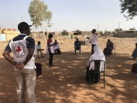 COVID-19: Urgent action needed to counter major threat to life in conflict zones