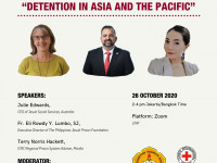 Detention in Asia and the Pacific