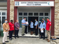COVID-19: ICRC expanding its assistance to Papua