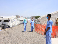 Yemen: Red Cross/Crescent family opens COVID-19 care centre ahead of possible second wave
