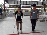 Myanmar: Born without limbs, she scaled great heights with resolve