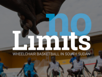 No Limits: Wheelchair Basketball in South Sudan
